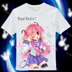Angel Beats Yui T-Shirt 01