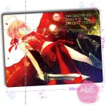 Fate Stay Night Saber Mouse Pad 06