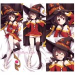 KonoSuba Dakimakura Megumin Body Pillow Case