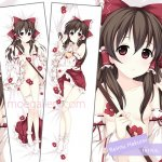 Touhou Project Reimu Hakurei Body Pillow Case 28