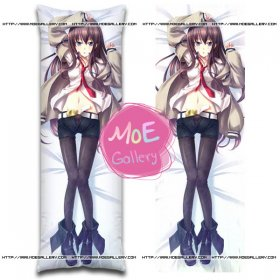 Steins;Gate Kurisu Makise Body Pillow
