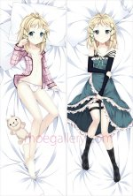 Black Bullet Tina Sprout Body Pillow Case 03