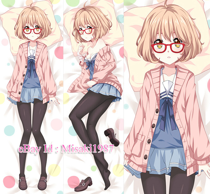 Beyond The Boundary Dakimakura Mirai Kuriyama Anime