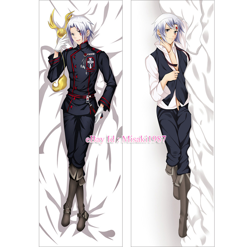 D 183 Gray Man Dakimakura Allen Walker Anime Male Hugging Body