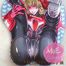 Tiger And Bunny Barnaby Brooks JR Mouse Pads 01