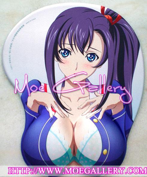 Maken Ki Haruko Amaya Mouse Pads 01