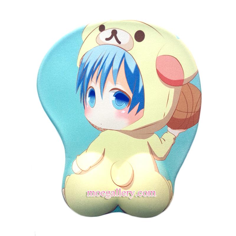 Kurokos Basketball Tetsuya Kuroko Anime 3D Mouse Pads