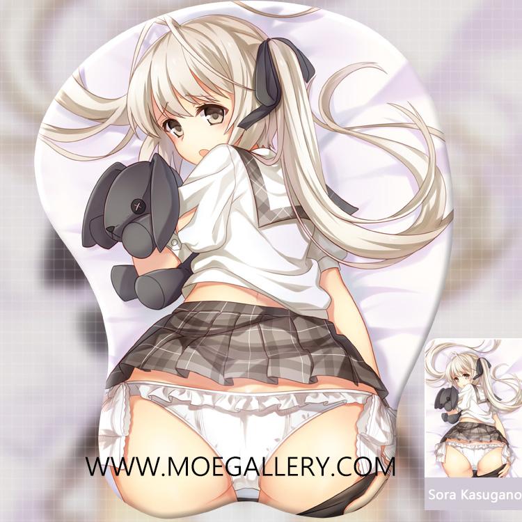 Yosuga No Sora Sora Kasugano 3D Anime Mouse Pads 02