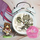 Black Rock Shooter Yomi Takanashi Alarm Clock 01