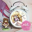 Boku Wa Tomodachi Ga Sukunai Kobato Hasegawa Alarm Clock 01