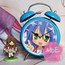 Lucky Star Konata Izumi Alarm Clock 01