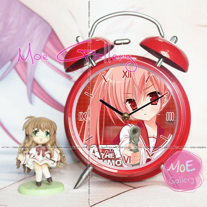 Aria The Scarlet Ammo Aria Holmes Kanzaki Alarm Clock 01