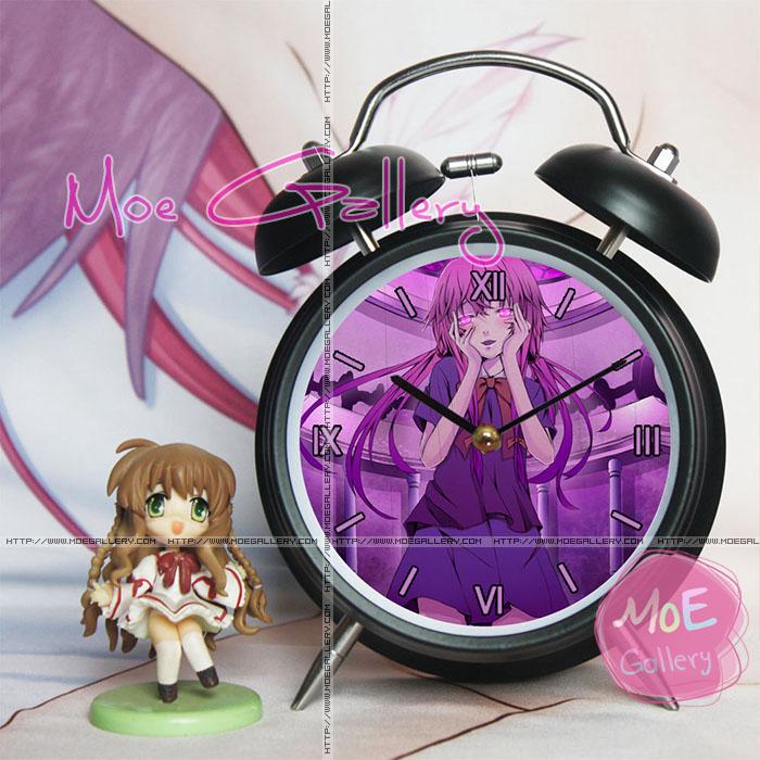 Future Diary Yuno Gasai Alarm Clock 01
