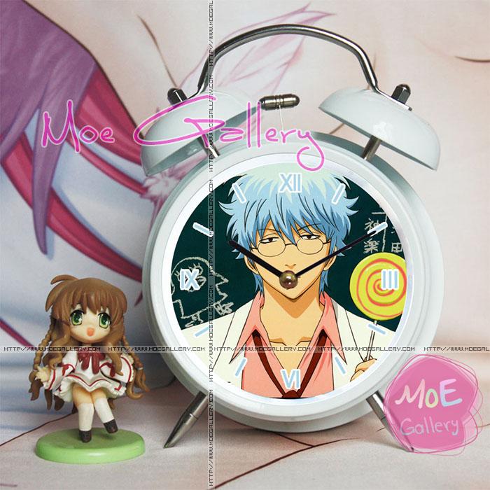 Gin Tama Gintoki Sakata Alarm Clock 01