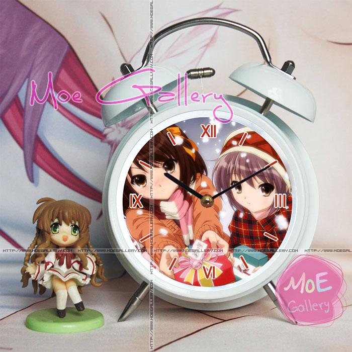 Haruhi Suzumiya Yuki Nagato Alarm Clock 01
