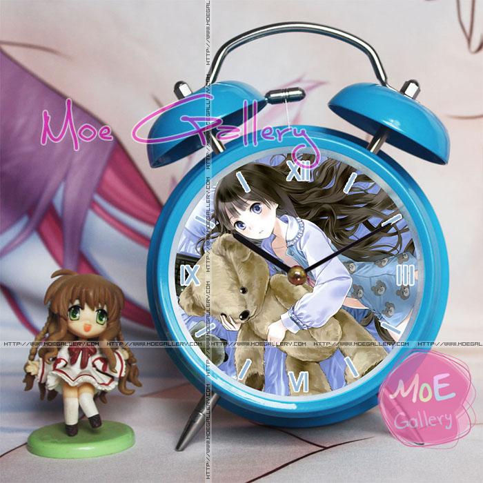 Heavens Memo Pad Alice Alarm Clock 01