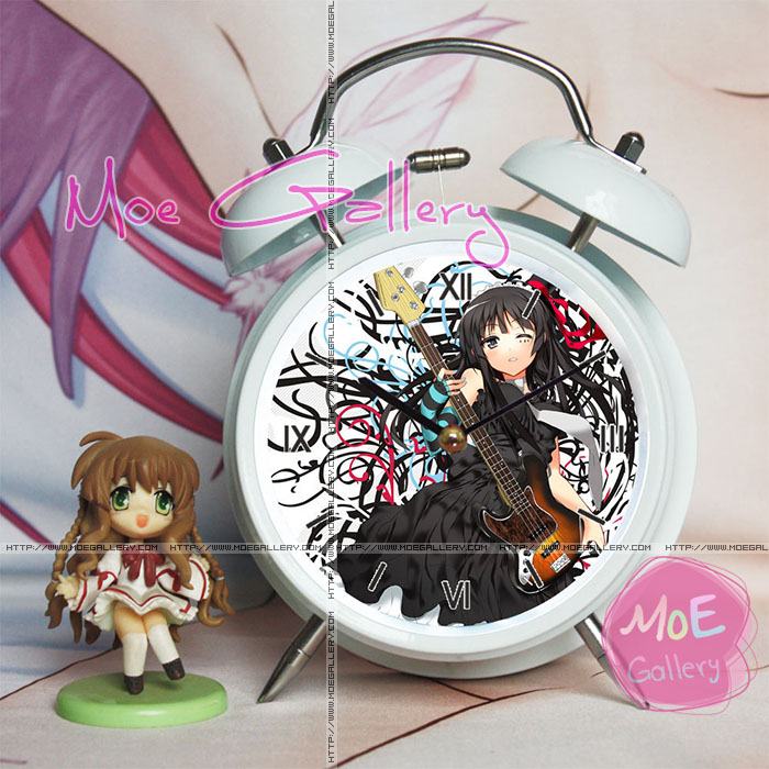 K On Mio Akiyama Alarm Clock 01