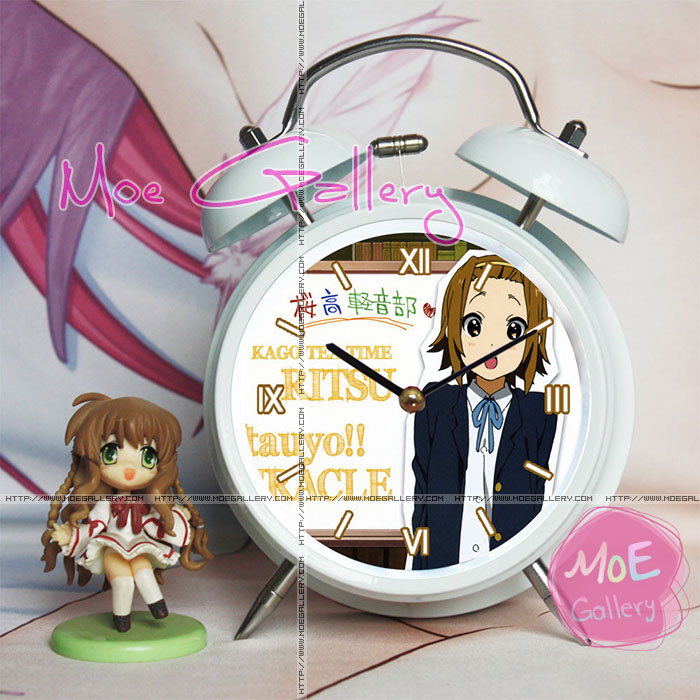 K On Yui Hirasawa Alarm Clock 01