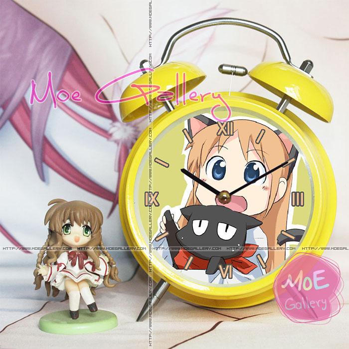 Nichijou Professor Alarm Clock 01