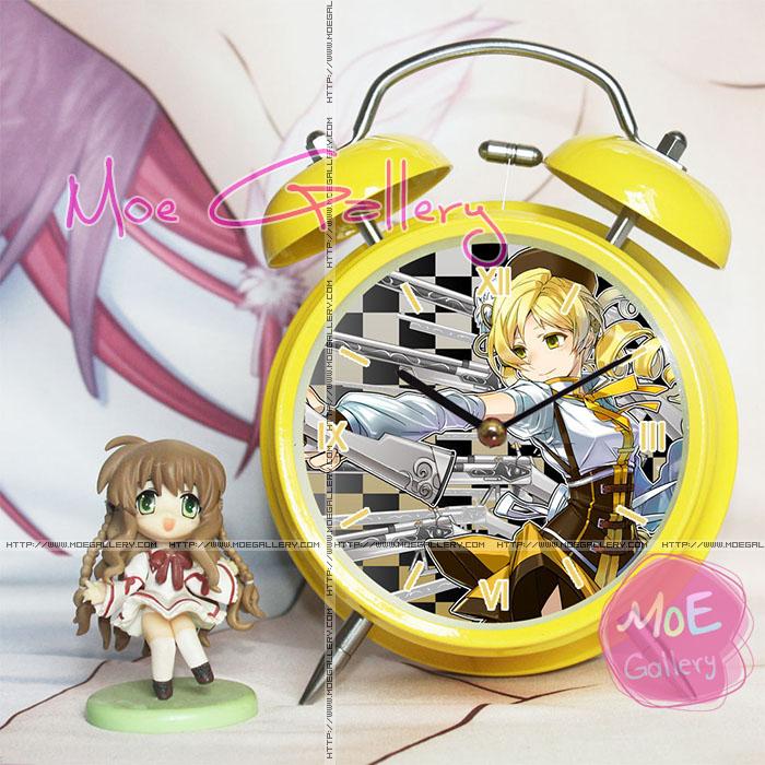 Puella Magi Madoka Magica Mami Tomoe Alarm Clock 01