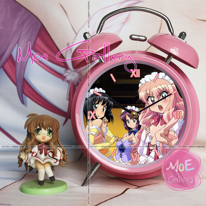 The Familiar Of Zero Louise Alarm Clock 02