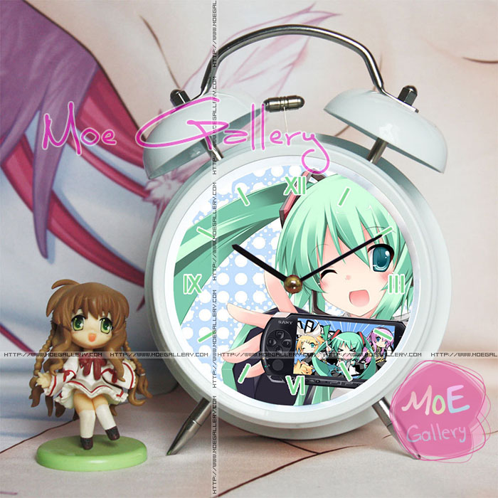 Vocaloid Hatsune Miku Alarm Clock 01