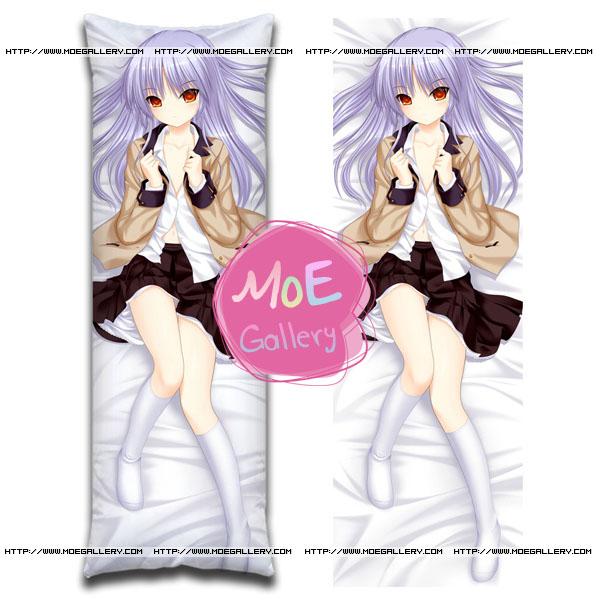 Angel Beats Kanade Tachibana Body Pillow