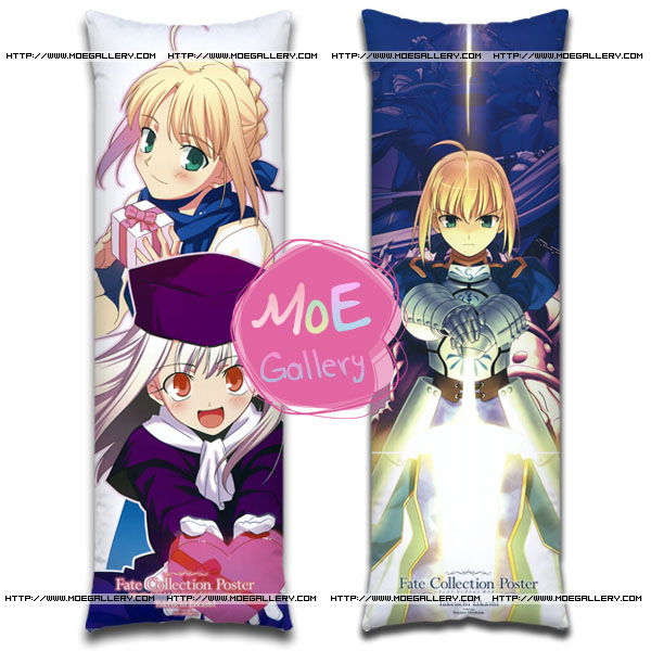 fate stay night saber Body Pillows E