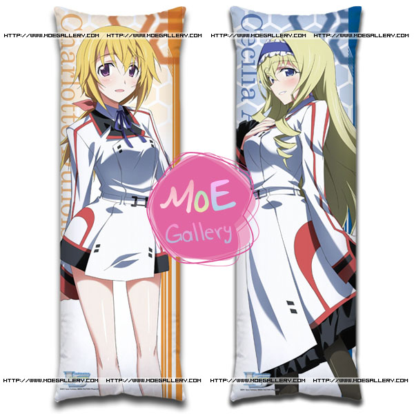 Infinite Stratos Charlotte Dunois Body Pillows B