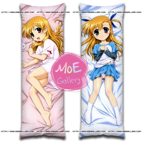 Magical Girl Lyrical Nanoha Nanoha Takamachi Body Pillow B