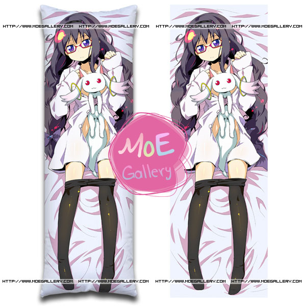 Puella Magi Madoka Magica Homura Akemi Body Pillow A