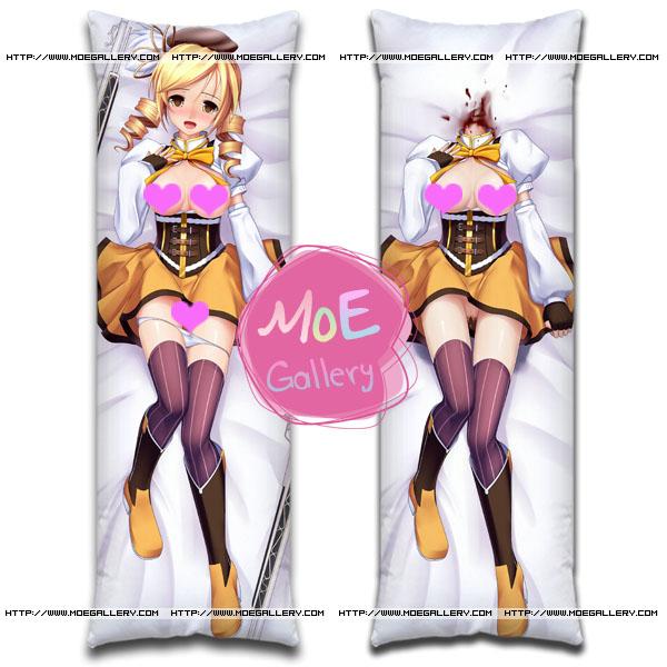 Puella Magi Madoka Magica Mami Tomoe Body Pillow C