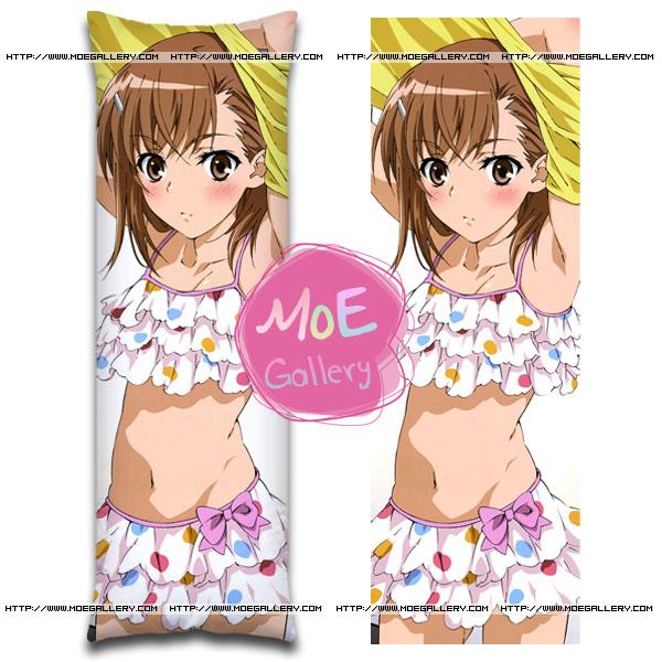 Toaru Majutsu No Index Mikoto Misaka Body Pillow E
