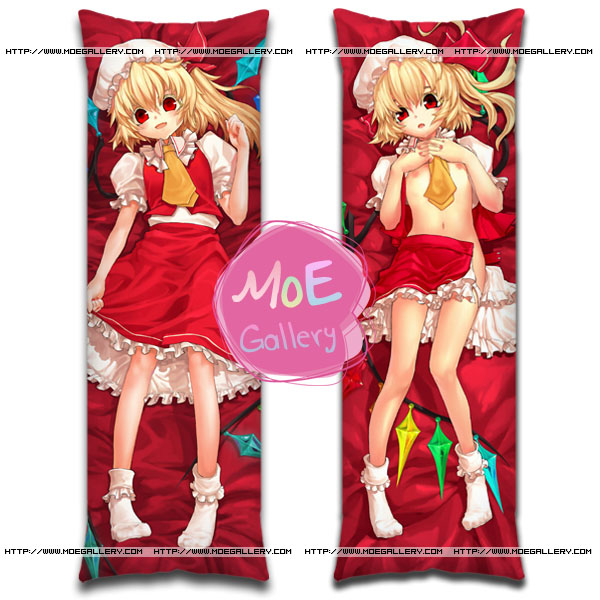 Touhou Project Flandre Scarlet Body Pillows C