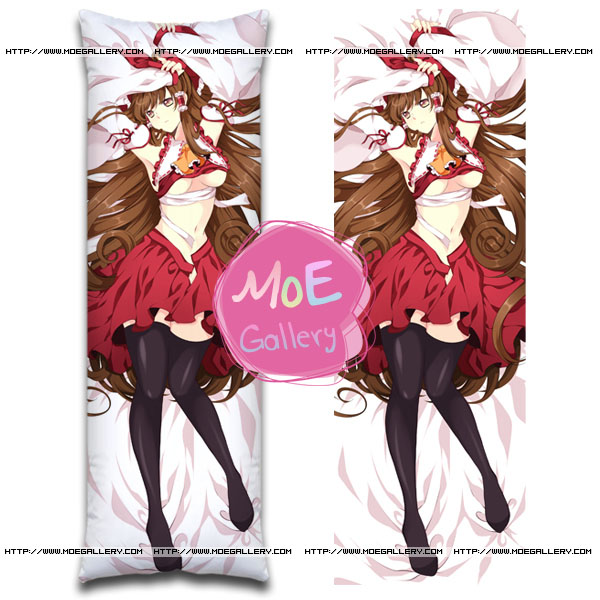 Touhou Project Reimu Hakurei Body Pillows A