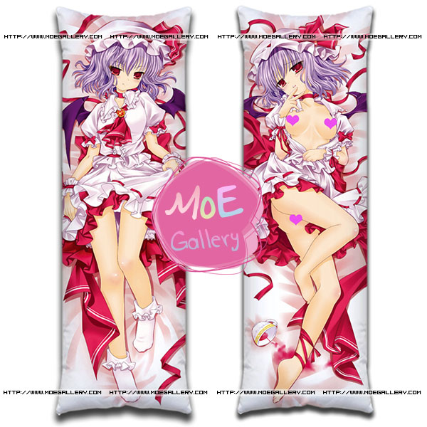 Touhou Project Remilia Scarlet Body Pillows A