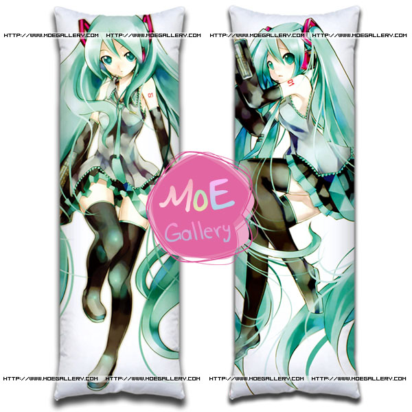 Vocaloid Hatsune Miku Body Pillows F