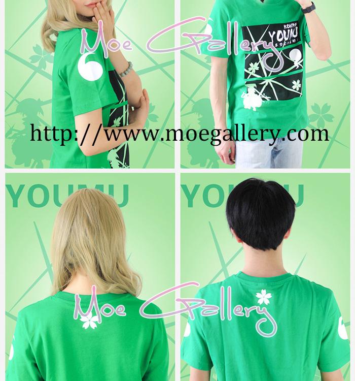 Touhou Project Tee Youmu Konpaku T-Shirt