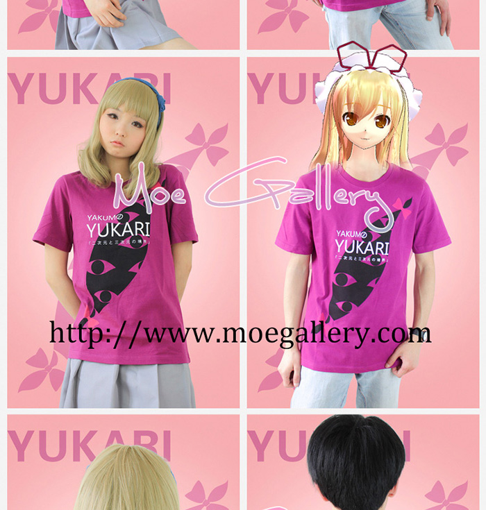 Touhou Project Tee Yukari Yakumo T-Shirt