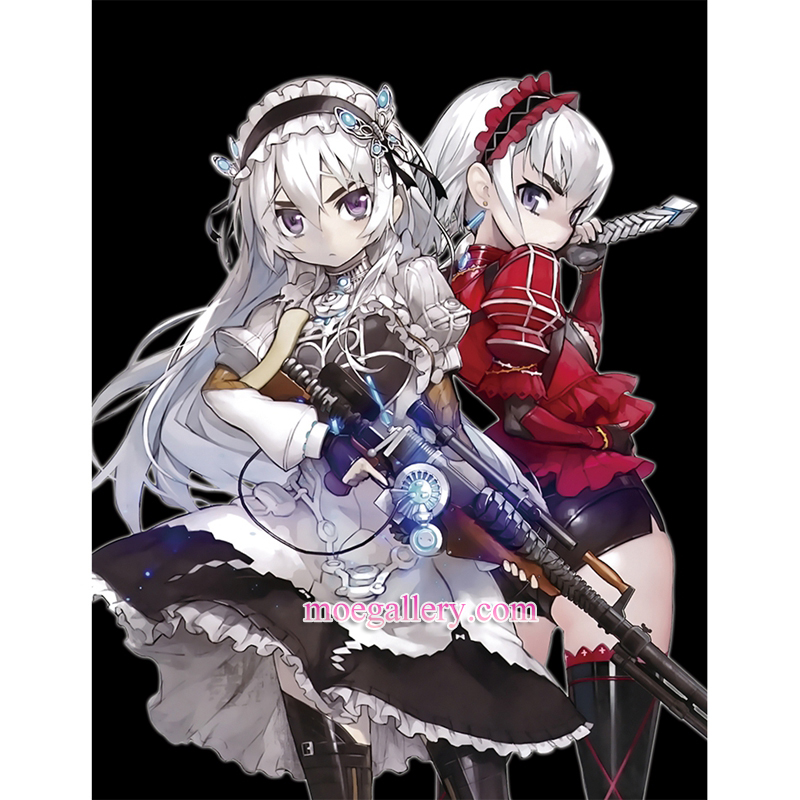 Hitsugi no Chaika Chaika Trabant Anime Backpack Shoulder Bag
