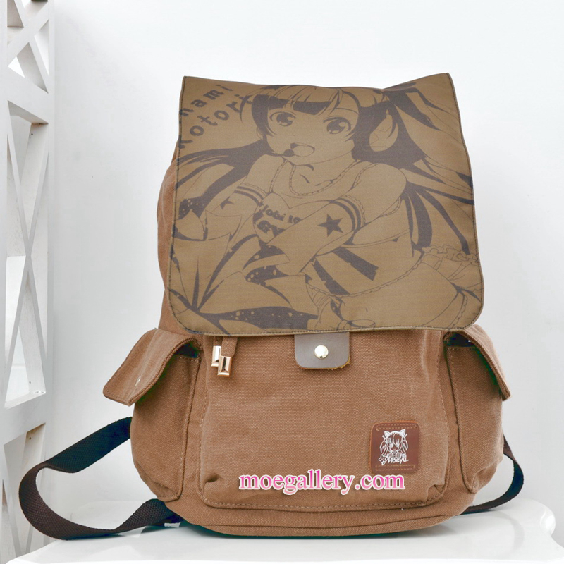 Love Live Minami Kotori Anime Backpack Shoulder Bag