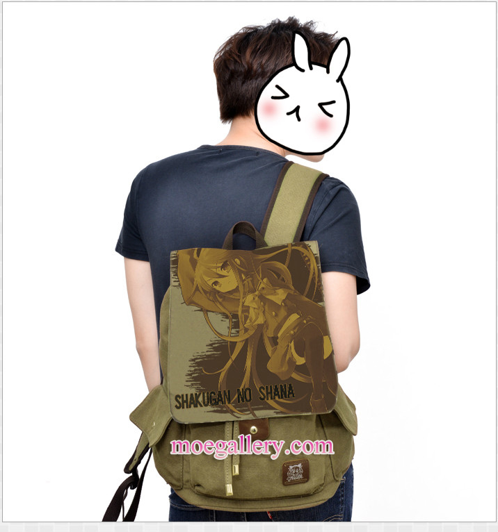 Shakugan No Shana Shana Anime Backpack Shoulder Bag