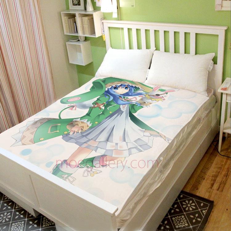 Date A Live Yoshino Bedsheet
