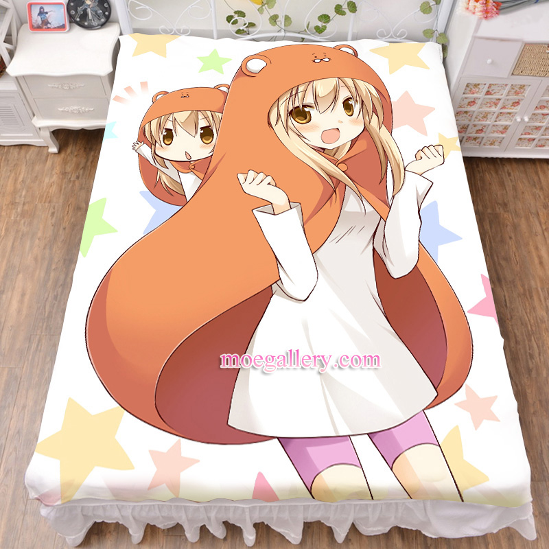 Himouto Umaru-chan Doma Anime Bed Sheet