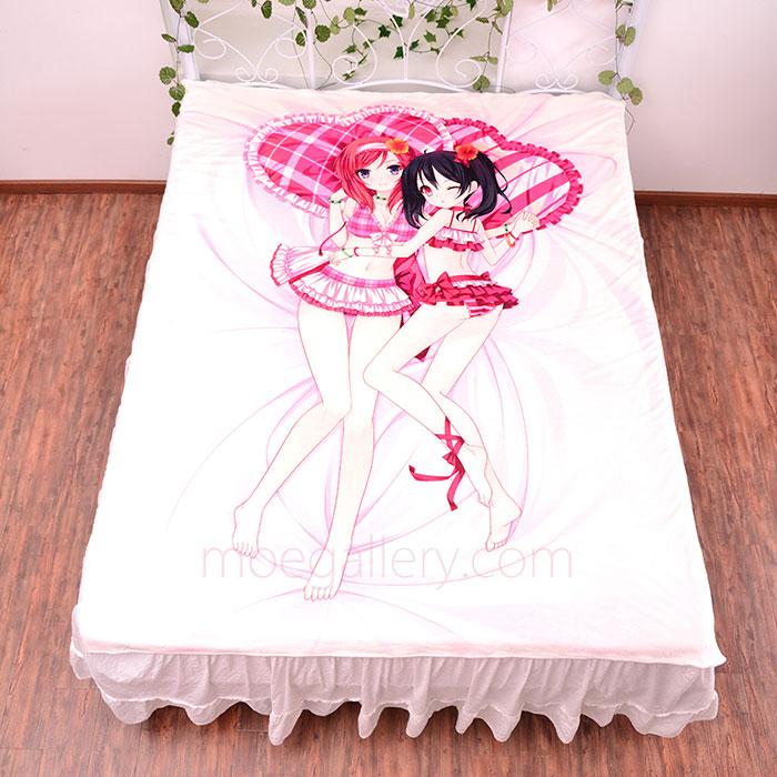 Love Live Maki Nishikino Yazawa Nico Bedsheet