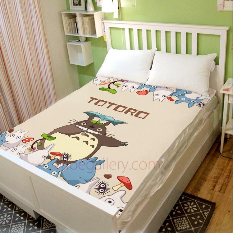 My Neighbor Totoro Bedsheet