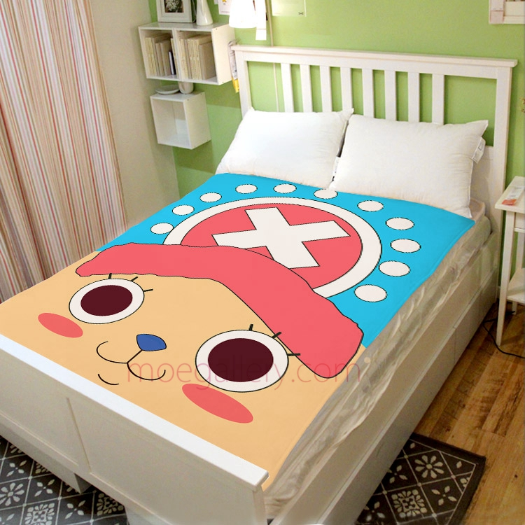 One Piece Tony Tony Chopper Bedsheet