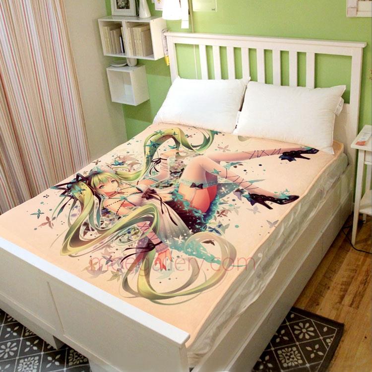 Vocaloid Hatsune Miku Bedsheet 04