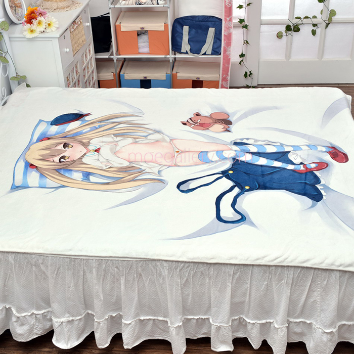 When Supernatural Battles Became Commonplace Chifuyu Himeki Bedsheet