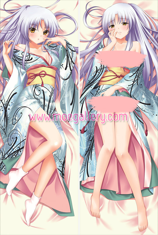 Angel Beats Kanade Tachibana Body Pillow Case 13